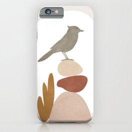 Cute Little Bird III iPhone Case