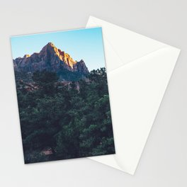 Zion NP Stationery Cards