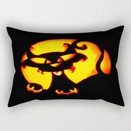 Halloween Trick or Treat Bag Rectangular Pillow