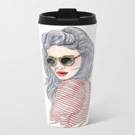 Spicy women Metal Travel Mug