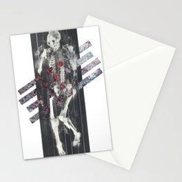 Milk Bone and Moon Flesh Stationery Cards