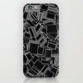 The Book Pile iPhone Case