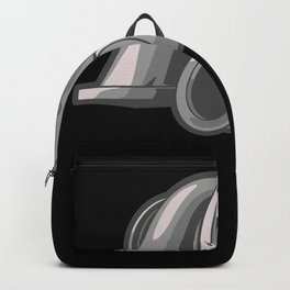 Turbo Turbocharged Boost Lover Gift Backpack