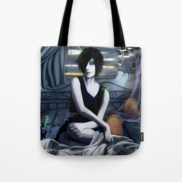 The Collector of Hearts Tote Bag