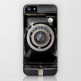 Vintage Agfa Camera iPhone Case