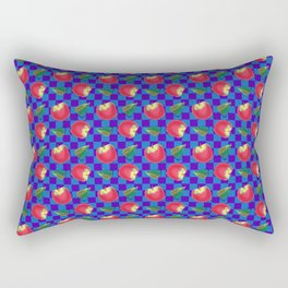 Autumn Apples Rectangular Pillow