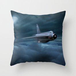 Interceptor Throw Pillow