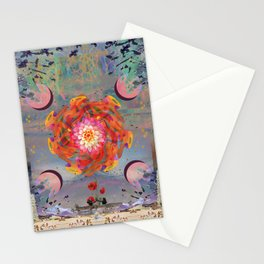 The Idle March Stationery Cards