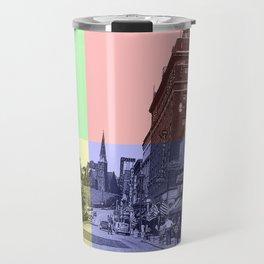 Baltimore St., Cumberland, Md. Travel Mug