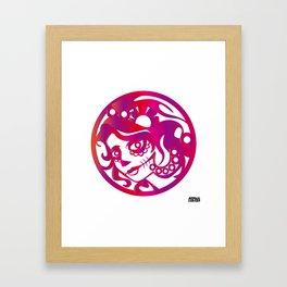 00 - KATRINA Framed Art Print