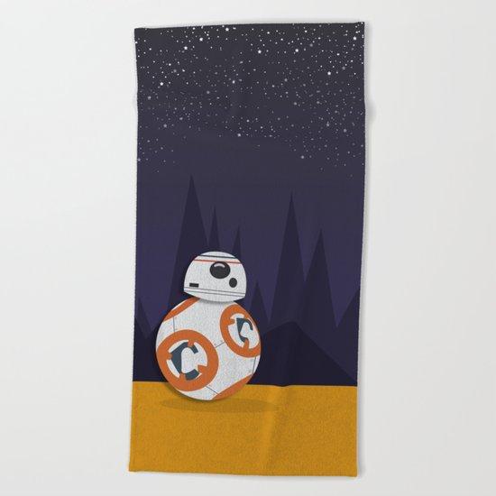BB8 Beach Towel