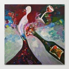 Cabernet Sauvignon for BIN 616 Canvas Print