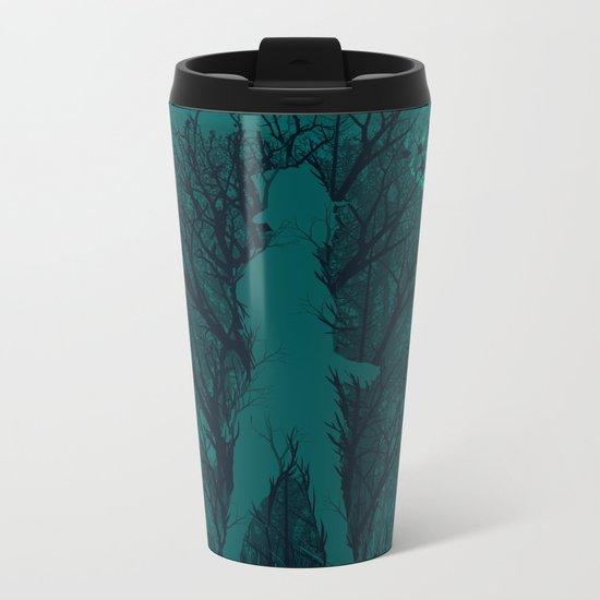 Human Nature Metal Travel Mug