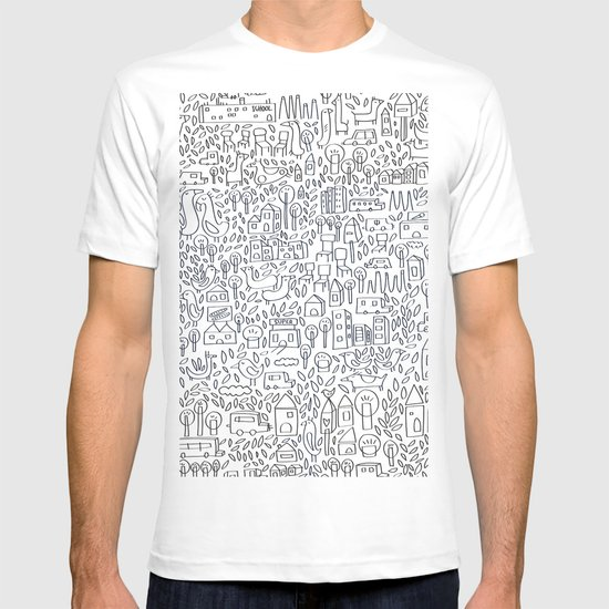 Neighborhood II T-shirt