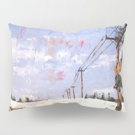 March First Pillow Sham