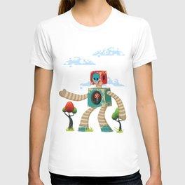 Woody Mecha T-shirt