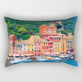 Italy. Venice Ocean front Rectangular Pillow