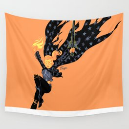 Emberwitch Wall Tapestry