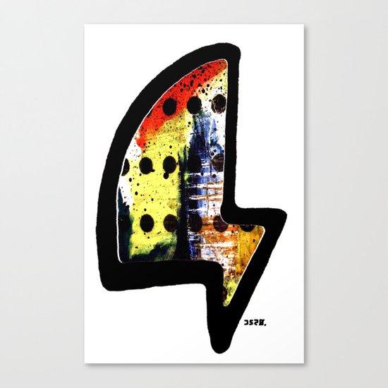 j52o. logo Canvas Print