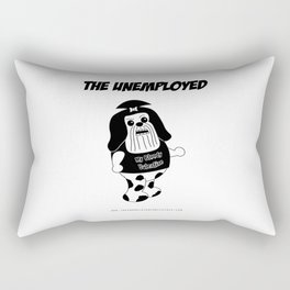 The Unemployed - Daffy Rectangular Pillow