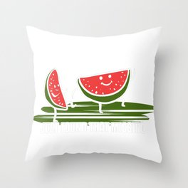 Culinary badass funny kitchen cook for great chef Throw Pillow