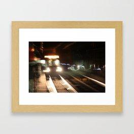 Brussels VII Framed Art Print