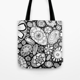 Stone doodle Tote Bag