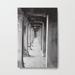 Angkor Framed Metal Print