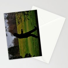 A Walk In The Dark  Stationery Cards