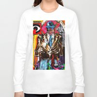 carnage Long Sleeve T-shirts featuring Carnage by Alec Goss