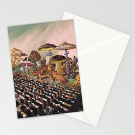 Psychedelic Experience Stationery Cards