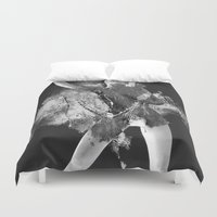 erotic Duvet Covers featuring Goddess Erotic by Liaison Érotique
