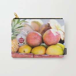 34. Havana Club and Fruits, Cuba Carry-All Pouch