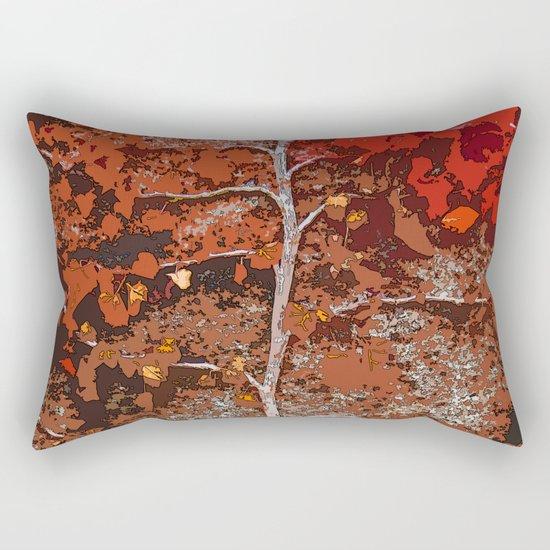 GROWN AND HAPPY Rectangular Pillow
