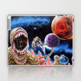 """Massacre at Outpost 31"" Laptop & iPad Skin"