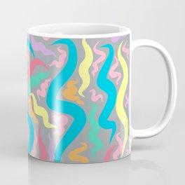 string theory (grey) Coffee Mug