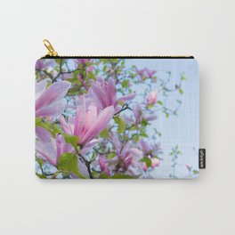 Magnolia trees in bloom  Carry-All Pouch