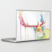 elk Laptop & iPad Skins featuring Elk by Eric Weiand