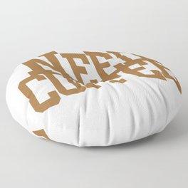 Need coffee Floor Pillow