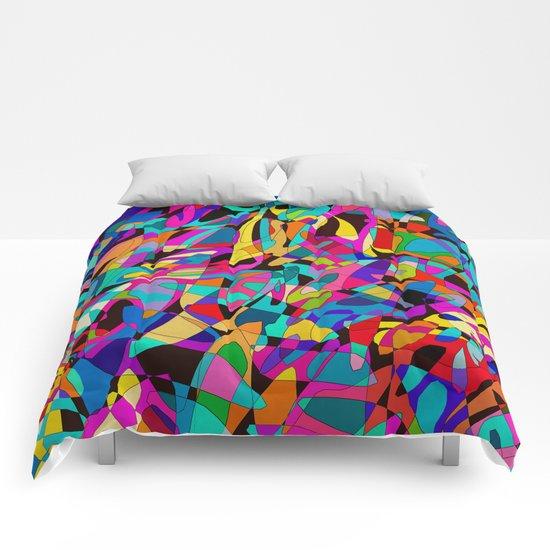 Tah Dah! Comforters