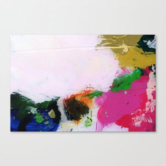 Palette No. 36 Canvas Print