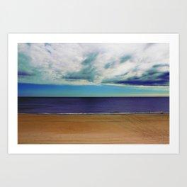 Virginia Beach Art Print