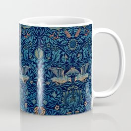 "William Morris ""Bird"" Coffee Mug"