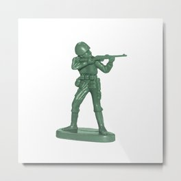 Toy soldier 3 Metal Print