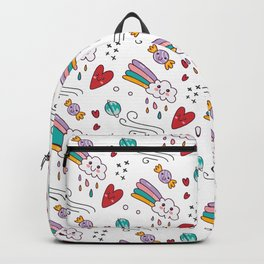 Kawaii Doodles Backpack