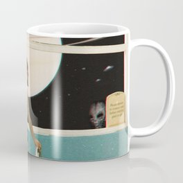 We are being watched Coffee Mug