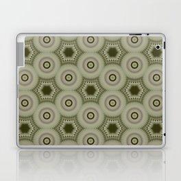 Fractal Cogs n Wheels in CMR02 Laptop & iPad Skin
