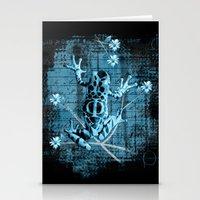 fringe Stationery Cards featuring Fringe by Veruca Crews