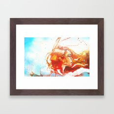 Beginnings Framed Art Print