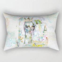 Eternity Now Rectangular Pillow